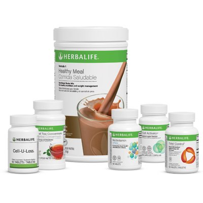 Herbalife Advanced Weight Loss Program Cafe Latte