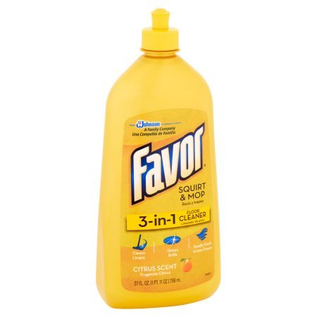 Favor 3-In-1 27Oz Floor Cleaner 3-Pack