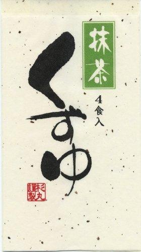 Sugimaru arrowroot starch gruel Matcha 4PX10 pieces by Sugimaru