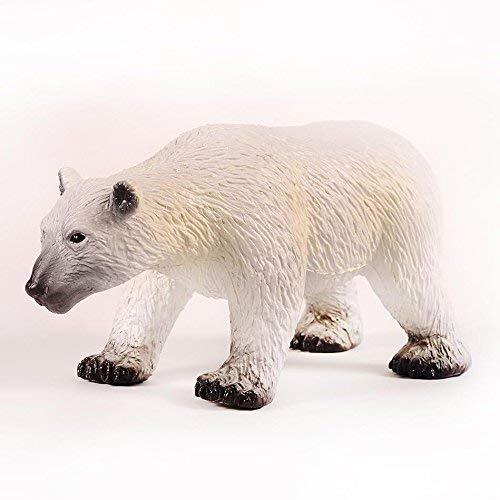 In lattice di gomma naturale orso polare di gomma verde giocattoli Green Rubber Toys 20100/20150/20200