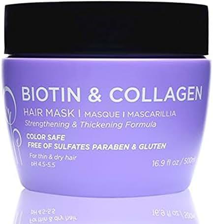 Luseta Biotin & Collagen Hair Mask 16.9 oz