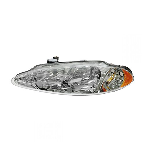 Headlight Headlamp Driver Side Left LH for 98-04 Dodge Intrepid