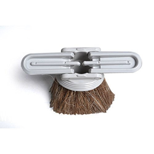 Electrolux Vacuum Cleaner Dust Brush & Upholstery Tool Gray Combo # 26-1622-29