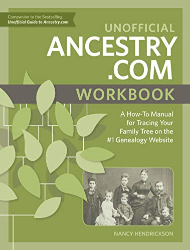 Express Online Coupons (Unofficial Ancestry.com Workbook: A How-To Manual for Tracing Your Family Tree on the #1 Genealogy)