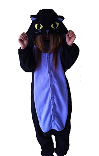 Adult Unisex Anime Cosplay Outfit Costume Onesies Pajamas Romper Clothing -