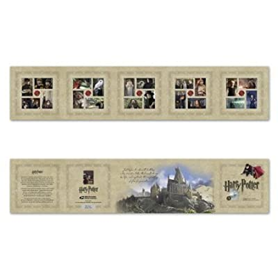 Harry Potter Limited Edition Collectible US Forever Postage Stamps: Toys & Games