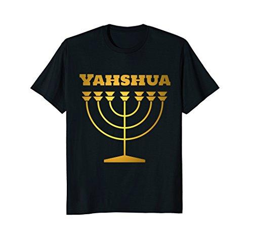 Yahshua Shirt Hebrew Israelite Judah Yah YHVH Elohim Yahuwah