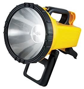Lucent Ace SH211 10 Million Candle Power Spotlight with 6V 75W Halogen Bulb Spotlight, Yellow