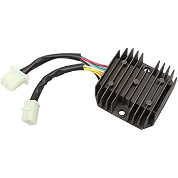 Mx-M 6 wires Voltage Regulator Rectifier for CF250cc Water Cooled Engine ATV Go Kart Moped Scooter