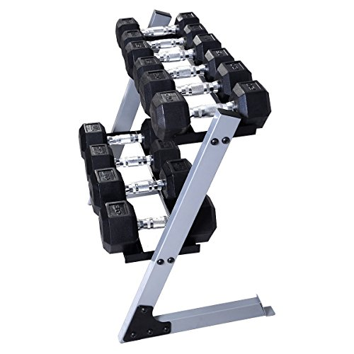Giantex Dumbbell Weight Storage Rack Stand Home Gym Bench Base W/10 15 20 25  sc 1 st  Lifestyle Updated & Giantex Dumbbell Weight Storage Rack Stand Home Gym Bench Base W/10 ...