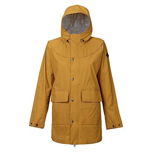 Burton Flare Parka Jacket, Golden Yellow, (Burton Suit)