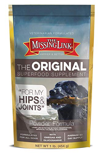 The Missing Link Ultimate Hip, Joint & Coat Dog Supplement 1 lb.