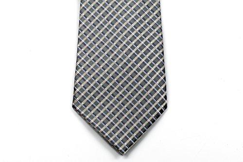 Gray Silk Extra Long Ties - 6