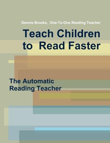 TEACH CHILDREN TO READ FASTER