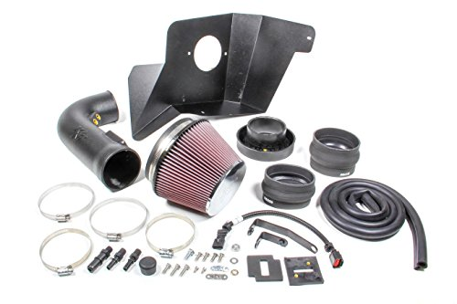Ford Mustang Gt Horsepower (K&N Performance Cold Air Intake Kit 63-2590 with Lifetime Filter for Ford Mustang GT 5.0L V8)