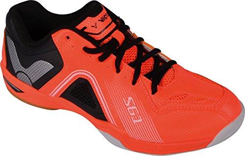Orange Badmintonschuh S61 Squashschuh Hallenschuh VICTOR Indoor SH Sportschuh 8q4w0gw
