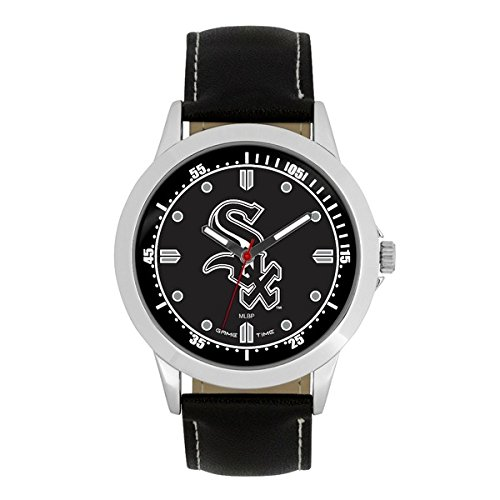 Watch Chicago Game Sox White (Chicago White Sox Player Mens Wrist Watch)