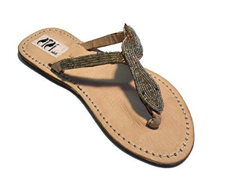 Sandales Pour Sisi Femme 36 Mbili Argent fRvzxqv4F