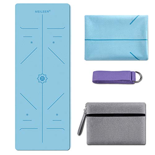 KUYOU Yoga Mat Foldable
