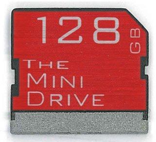 Amazon com: The MiniDrive | 128gb | For MacBook Air | Flash