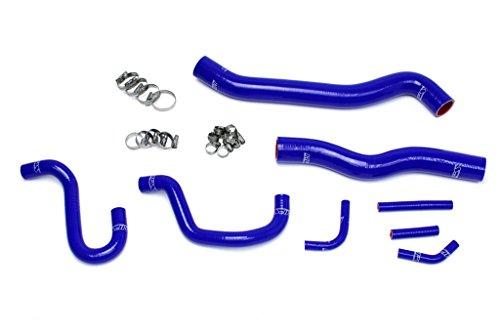 HPS Blue Silicone Radiator + Heater Hose Kit for 12-16 Hyundai Genesis Coupe 3.8L V6