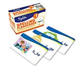 1st Grade Spelling Flashcards: 240 Flashcards for Building Better Spelling Skills Based on Sylvan s Proven Techniques for Success (Sylvan Language Arts Flashcards)