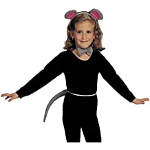 Rubie's Costume Child's Mouse Costume Accessory Kit