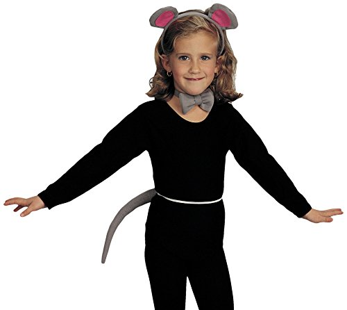 Gus Gus Costumes (Rubie's Costume Child's Mouse Costume Accessory Kit)
