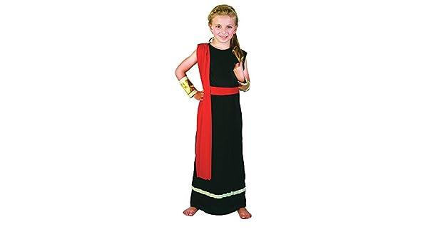 Amazon.com: Bristol Novelty Roman Costume (L) Age 7 - 9 ...