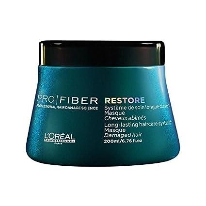 485d11d0e Buy L Oreal Professionnel Pro Fiber Restore Masque (200ml) Online at Low  Prices in India - Amazon.in