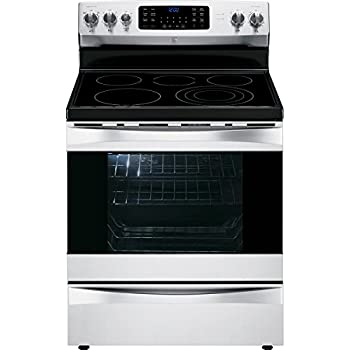 Amazon Com Ge Cs980stss Cafe 30 Quot Stainless Steel Electric