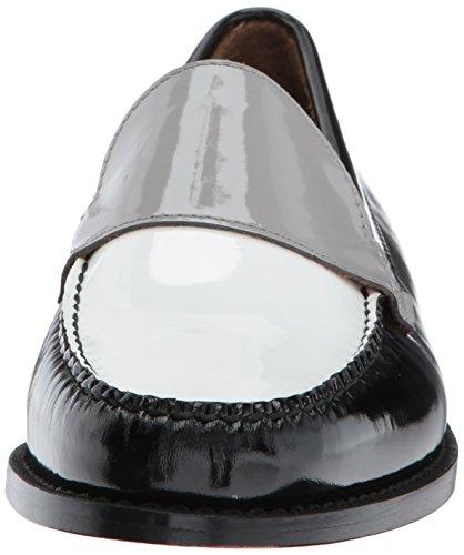 Flat H Loafer Women's G Wylie Bass Black wBq4TxU
