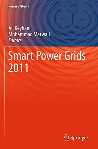 Smart Power Grids 2011 (Power Systems)