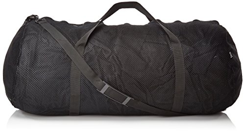 "Champion Sports Mesh Duffel Bag MD45 15"" x 36"" - Black"