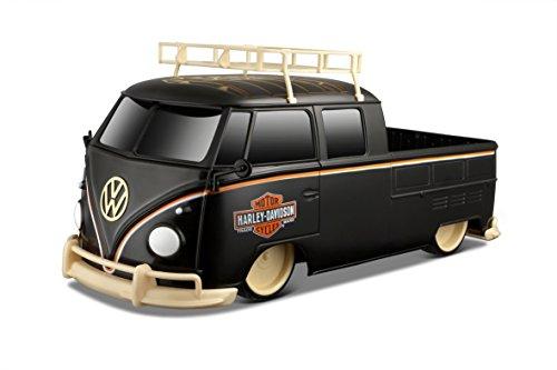 Maisto Harley-Davidson Custom Volkswagen Type 2 Truck Radio Control Vehicle (1:16 Scale)