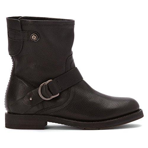 Nahuku Short Boot - Femmes Noir 9