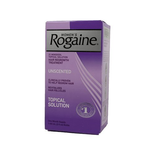 Womens Rogaine One Month Supply 2 Oz. Bottles Pack of 2 Review