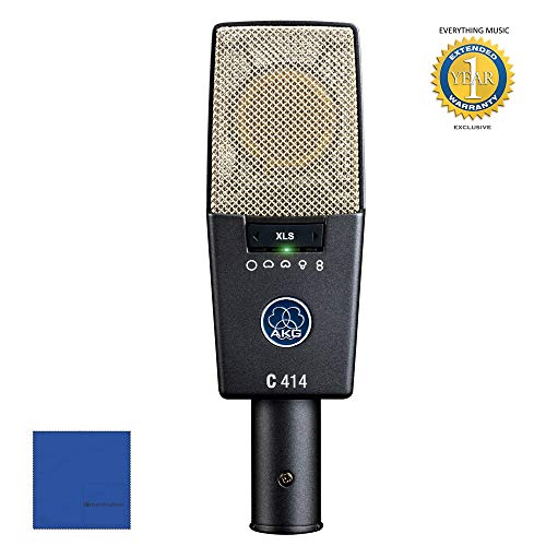 Used, AKG C414 XLS Multi-Pattern Large-Diaphragm Condenser for sale  Delivered anywhere in USA
