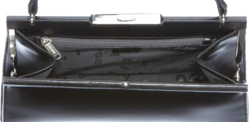 Berlin Schwarz Picard cuir Noir cm bandoulière Sac 25 AvxHwqnax