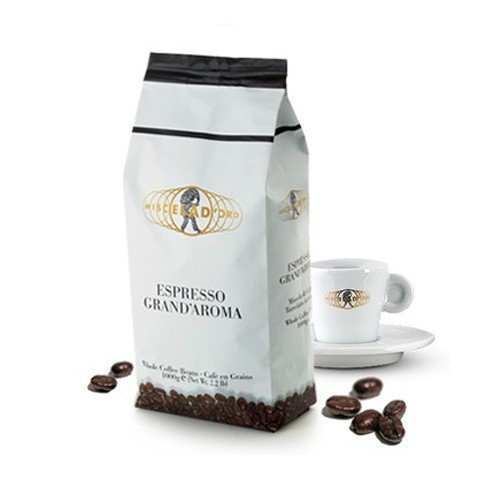 Miscela D'Oro Grand Aroma Espresso Beans - 2.2 (Grand Espresso Beans)