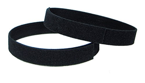 One Wrap Yoga Mat Straps - Qty 2 Simple and Neat Velcro Bran
