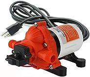 SEAFLO 110V 3.3 GPM 45 PSI Water Diaphragm Pressure Pump - 4 Year Warranty