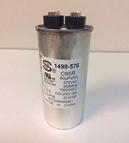 Coleman Air Conditioner Start/Run Capacitor