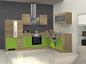 Baur Winkel Kuchenzeile Mit E Geraten Rio 310 X 170 Cm Inkl 2
