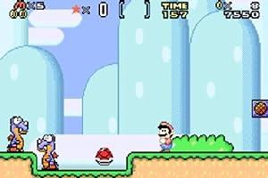Amazon com: Super Mario World: Super Mario Advance 2: Artist