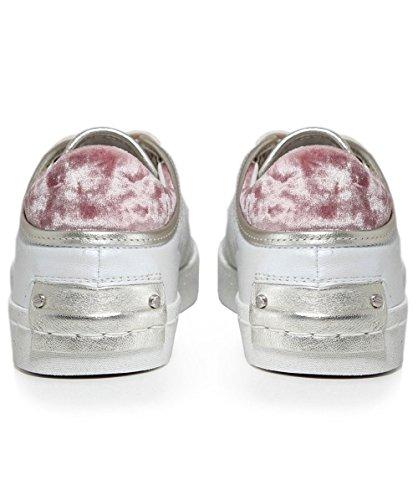 25303KS1 PINK WHITE Mujer Crime 38 Sneakers SPUnxxp