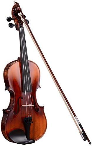 Handmade Stradivari German Violin Fiddle