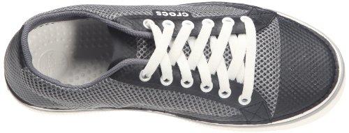 Crocs Hombre Crocsweld Hover Sneaker Charcoal / Negro