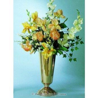 Altar Flower Vase by Religious Supply
