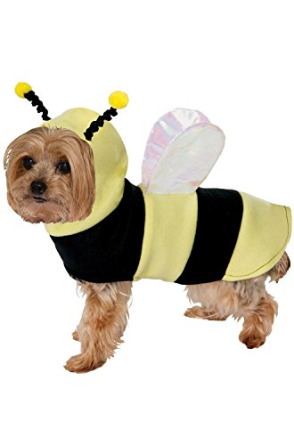 Bumblebee Dog Costume (Forum Novelties Bumble Bee Pet Costume)